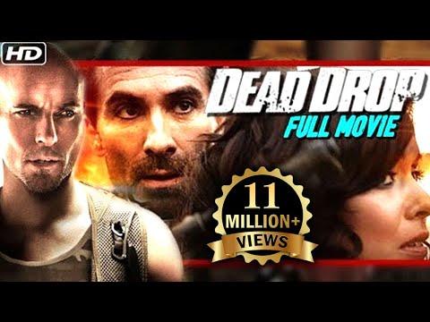 DEAD DROP: AGENT C.I.A (HD)   Full Hindi Dubbed Movie   Hollywood Movies In Hindi Dubbed Full Action