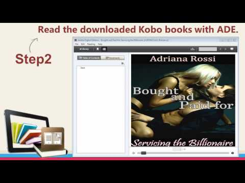 Kobo DRM Removal - Remove DRM from Kobo Books