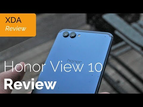 Honor View 10 Review: Taking AI to a New Level