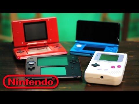 2013 Nintendo Handheld Guide: 2DS 3DS DS Gameboy Showdown