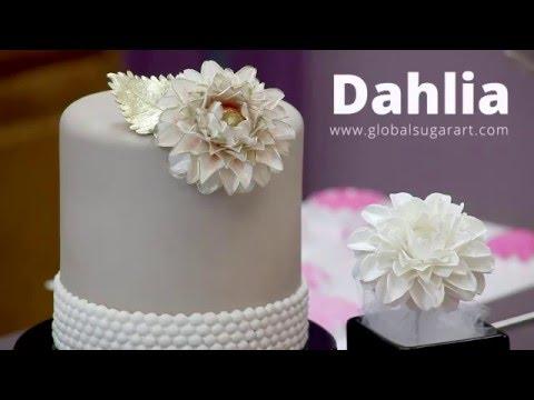 Making a Dahlia