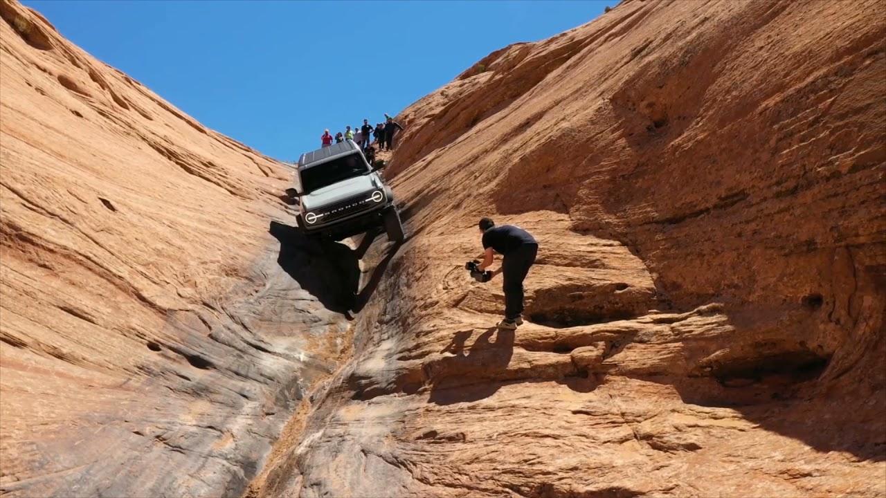 Ford Bronco Climbs Hells Gate Backwards Canyonero