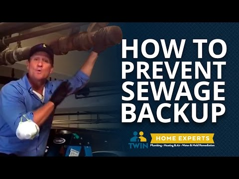 How to Prevent Sewage Backup in a Condo or Apartment Complex