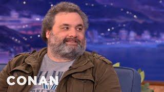 Artie Lange: Heroin Is Nothing Like Running - CONAN on TBS
