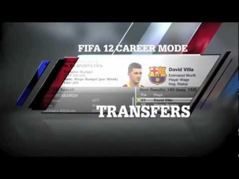 FIFA 12 Career Mode | Transfers