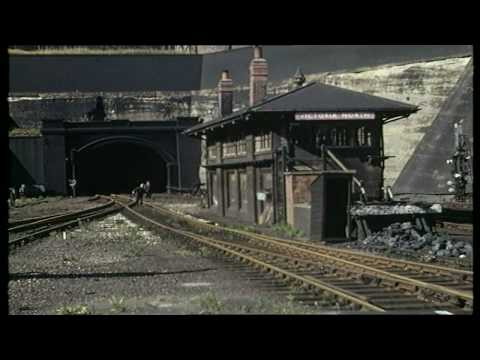 VICTORIA STATION - NOTTINGHAM - Death of a Station - HD