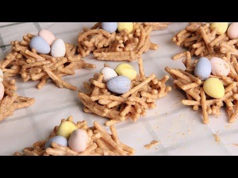 3 Ingredient Bird's Nest Cookies   Episode 1241