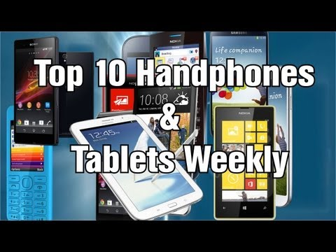 Top 10 Phones in Malaysia July 2013