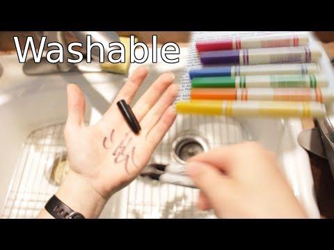 Washable Markers Aren't Washable - Confident Complaints with Noah