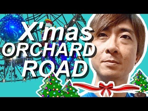 Orchard Road Singapore ( Christmas Lights )
