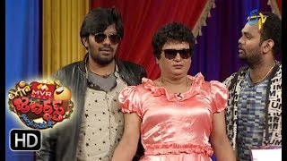Sudigaali Sudheer Performance | Extra Jabardsth | 11th August 2017| ETV  Telugu