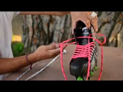 How to Lace Your Hockey Skates and Avoid Lace Bite