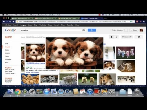 How to Enlarge a Picture When Hovering in Google Chrome : Google Chrome Tips