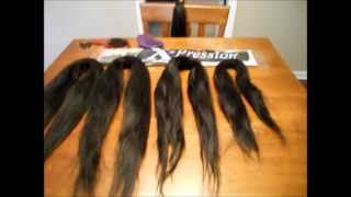 Part 1 How To Prepstretch Hair For Layered Box Braids