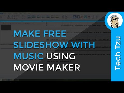How to Make Slideshow in Movie Maker