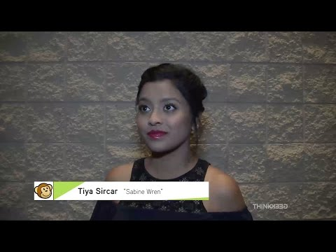 Interview with Star Wars Rebels actress Tiya Sircar from ThinkGeek