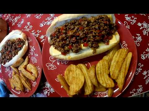 How to Make Philly Cheese Steak Style Sloppy Joes
