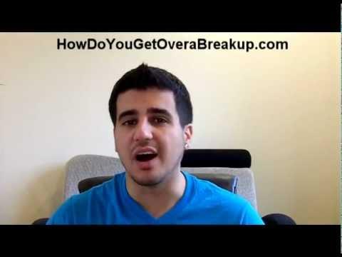How to Get Over Heartbreak - 5 Stages in Dealing with Heartbreak