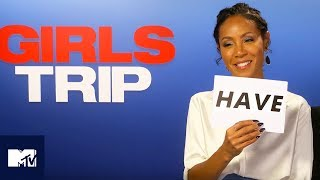 Download Jada Pinkett Smith Plays Never Have I Ever! 😂 | MTV Movies Video