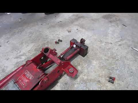 Jack Disassembly, Snap-On , Lincoln Jack, Hydraulic Jack, Jack Rebuild, Hydraulic Jack  Repair