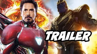 Download Avengers 4 Trailer Teaser Explained - Infinity War Special Event Video