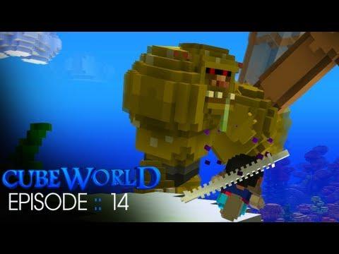 Cube World :: Episode 14 :: Troll Battle!