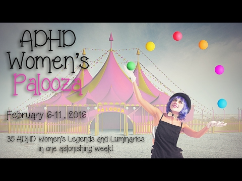 Women with ADD / ADHD - FREE Online Conference