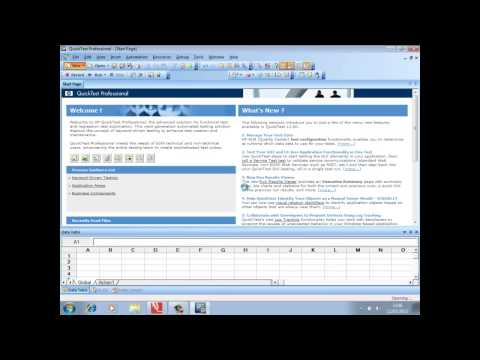 QTP Tutorial 1 (Recording Modes) by www.exploreqtp.com