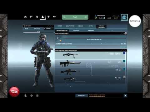 Tom Clancy's Ghost Recon Phantoms - Weapon Proficiency