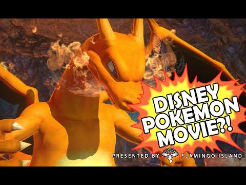 Live Action DISNEY Pokemon Movie?! - How To Make
