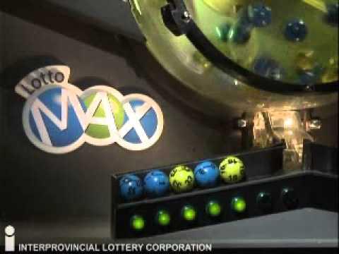 Lotto Max Draw March 07, 2014