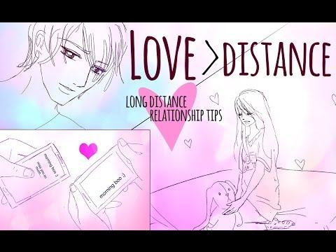 Long distance relationship stories