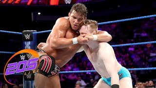 Gentleman Jack Gallagher vs. Chad Gable: WWE 205 Live, June 11, 2019