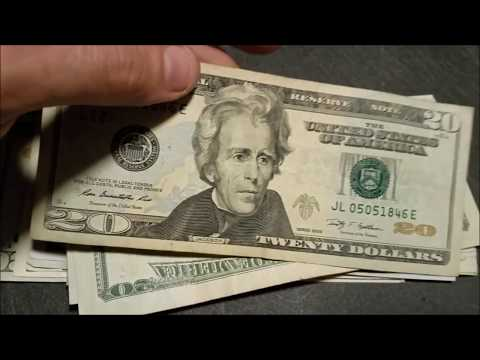 RARE FINDS!! Searching $500 for Rare Bills and Serial Numbers
