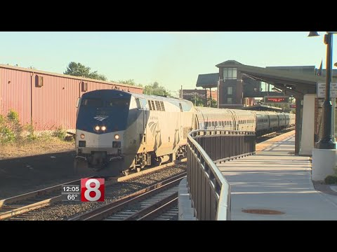 New rail line connecting New Haven, Hartford to launch next week