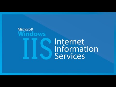 04 IIS (Internet Information Server) Tutorial -  Creating Websites