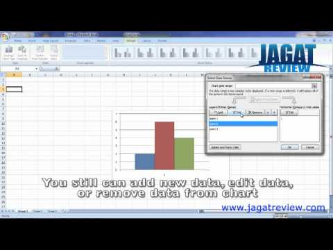 Microsoft Office Excel 2007 - Create Chart
