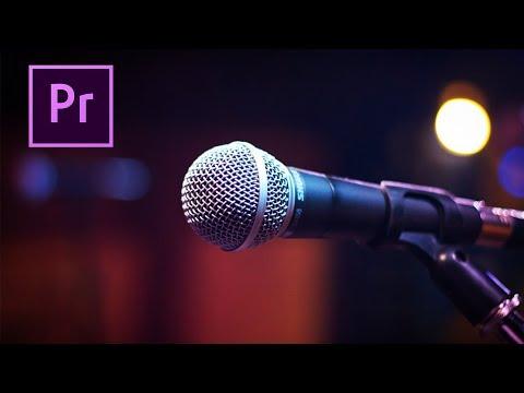 SECRET TRICK  To Removing White Noise | Adobe Premiere Pro | 2018