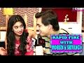 Shivangi Joshi & Mohsin Khan Slay Their Rapid Fire Round   Yeh Rishta Kya Kehlata Hai
