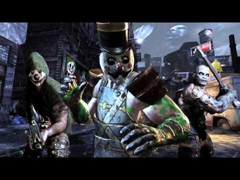 NEW! Batman Arkham City Screenshots