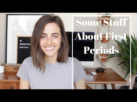 First Periods | Average Age, Timeline + Parties