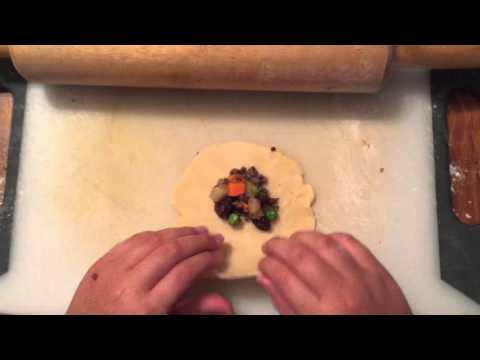 Budding Foodies Forming Empanadas