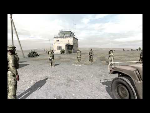 ARMA 2 {Op4} Operational Training : Communications (ACRE)