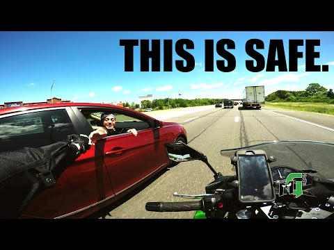 Is there a WEED Stash FIRE!?! - MotoVlog Ep. 11