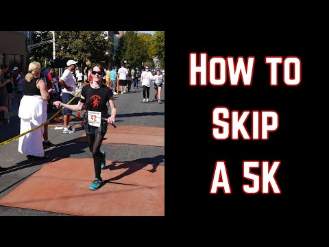How to jump rope a 5K