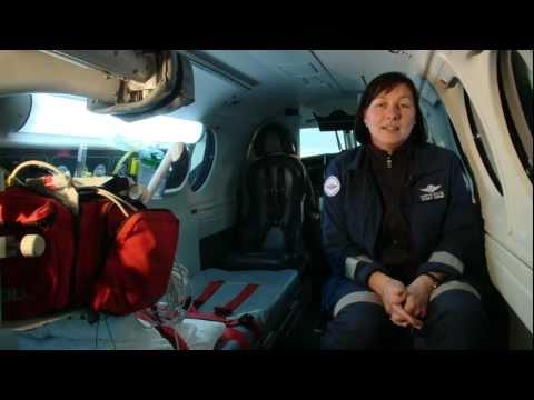 Flight Nurse Keryn Bolte — Royal Flying Doctor Service, Broken Hill Base, Australia