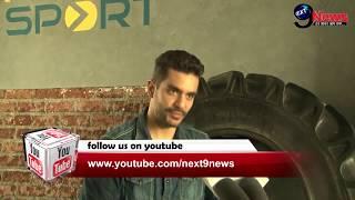 TIGER ZINDA HAI | Interview With Actor Angad Bedi