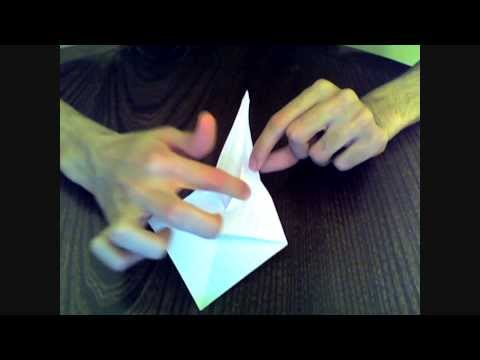 How to make the real Prison Break's Swan Origami?!
