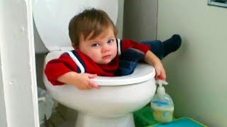 FUNNY FAILS of Babies You Can