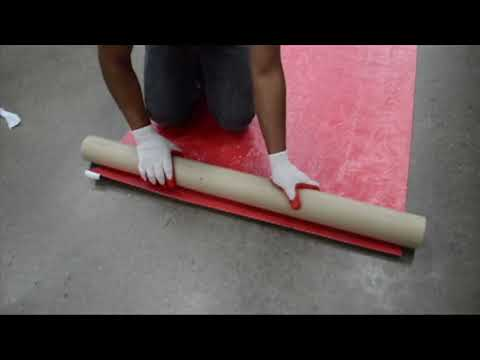 How to install your carpet runner